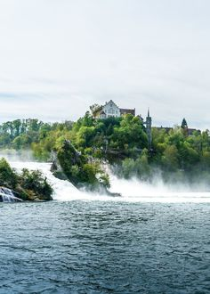 Rhine Falls Switzerland, Historical Landmarks, Continents, Niagara Falls, Places To Visit, Germany, Around The Worlds, Journey, Vacation