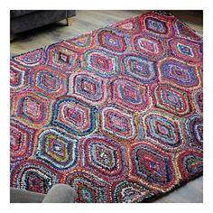 Tapis en coton tufté main kosice the rug republic 160x230 - Tapis Cosy