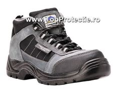 Bocanci de protectie usori Composite-lite Trekker cu protectie S1 Hiking Boots, Composition, Metal, Shoes, Fashion, Moda, Zapatos, Shoes Outlet, Fashion Styles