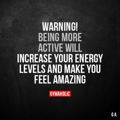 Gymaholic motivation to help you achieve your health and fitness goals. Try our free Gymaholic Fitness Workouts App. Fitness Motivation Quotes, Weight Loss Motivation, Fitness Tips, Health Fitness, Workout Motivation, Workout Quotes, Group Fitness, Health Motivation, Citations Sport