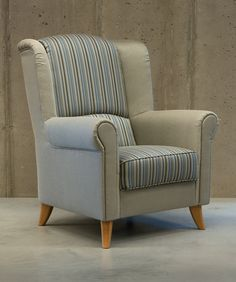 Wingback Chair, Armchair, Upholstered Furniture, Dublin, Sofas, Accent Chairs, Interior Design, Luxury, Home Decor
