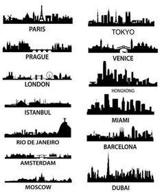 skylines....στα μισα!