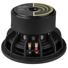 "Amazon.co.jp: Dayton Audio UM8-22 8"" Ultimax DVC Subwoofer 2 Ohms Per Coil [並行輸入品]: Electronics & Cameras"