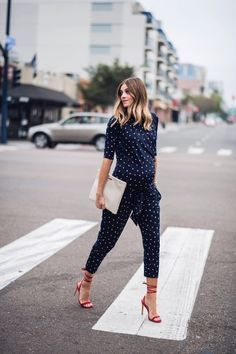 The Best Maternity Jumpsuit Maternity wear: Overall: Envie De Fraise Shoes: Nordstrom Clutch: GiGi New York Watch: Marc Jacobs Maternity Jumpsuit, Cute Maternity Outfits, Stylish Maternity, Pregnancy Outfits, Maternity Wear, Maternity Fashion, Maternity Clothing, Maternity Style, Pregnancy Fashion