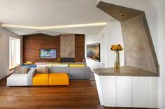 Το σαλόνι είναι ίσως το κομβικό σημείο του σπιτιού μας γι αυτό και πρέπει να έχει μια ιδiαίτερη σχεδίαση που να ταιριάζει με τις προτιμήσεις μας ...