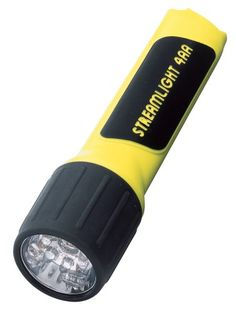 Streamlight 68200 4AA Propolymer LED Flashlight with White LEDs, Yellow Streamlight http://smile.amazon.com/dp/B0002RTSEA/ref=cm_sw_r_pi_dp_-flCub00SDKQW