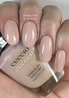 ehmkay nails: Cuccio Colours Nudetrals Collection: Swatches and Review. Cuccio Skin to Skin