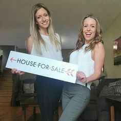 Just one more way to market YOU using our sign riders! ❤ www.atrestore.com Repost from @jamiej.realty  thanks to my @geenbean23  for helping me with my open house today! it was NOT busy so it was nice to have some company... next time we will kill it