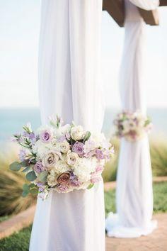 An Intertwined Event: Pretty Purple Wedding at Terranea Resort | Intertwined Events, Studio EMP, Terranea Resort|  Intertwined Event, Intertwined Wedding, Real Wedding, Rancho Palos Verdes Wedding, Outdoor Wedding Ceremony, Wedding Reception, Terranea Wedding, Purple Wedding, Pretty Wedding