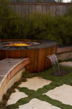 Country House Checklist: Outdoor Hot Tub - Upstater