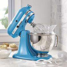 KitchenAid ® Artisan Crystal Blue Stand Mixer