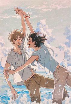 Manga Anime, Manga Art, Anime Guys, Anime Art, Dibujos Cute, Anime Stickers, Manga Covers, Anime Boyfriend, Animes Wallpapers
