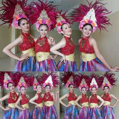 Show Time-Traditional Dance-Javanese Dance-Indonesian Dance-Genjring Party Dance