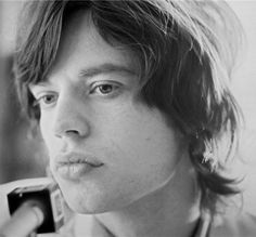 young Mick