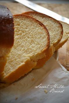 WHITE BREAD / SWEET MILK BREAD | kurryleaves