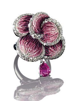 SICIS micromosaic ring