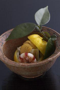 懐石料理   -京都南禅寺畔-瓢亭  ミシュラン2015 三ツ星