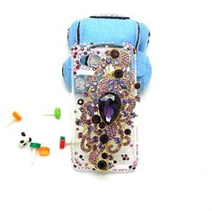 Handmade hard case for HTC RADAR Bling gems by CheersCases on Etsy, $24.99
