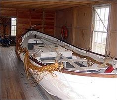 The Outer Banks Sentinel reports that the 1910 Chicamacomico Surfboat was ranked first on a list of America's most endangered historic ships.