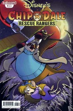 Chip n Dale Rescue Rangers Boom Studios) comic books Rescue Rangers, Boom Studios, Snap Out Of It, New Readers, Story Arc, Songs To Sing, Comic Covers, Good Movies