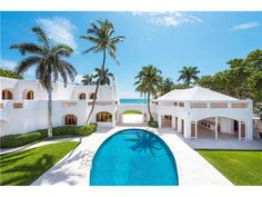 This rare beachfront home, one of only a few found exclus...