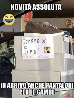 Belle Immagini Gratis per Whatsapp 104 Funny Video Memes, Funny Jokes, Hilarious, Italian Memes, Serious Quotes, Humor, Funny Moments, Funny Cute, Funny Photos