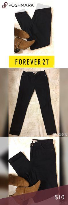 Forever 21 Black Jeans Size 29 Forever 21 Black Jeans Size 29 Forever 21 Jeans Skinny