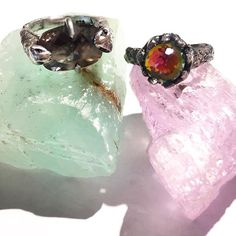 @sweet1985jewels ✖️Abracadabra Collection Rings  Double serpent ring & Magic Crystal Ball Ring ✖️online at www.sweet1985.com   #jewels #Sweet1985 #riojeweler #jewelry #jewellery #crystal #serpent #snake #boho #etsy #witch #gypsy #silver #ootd #fashion #ring #rainbow #handmade #MadeWithLove #love #accessories #stacked #ShopLocal #ShopSmall #showmeyourring