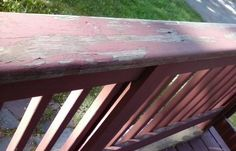 Kevin O'Connor calls on painting contractor Rich O'Neil for recommendations for peeling deck paint Deck Repair, Home Repair, Outdoor Deck Decorating, Outdoor Decor, Stripping Paint From Wood, Deck Maintenance, Deck Over, I Spy Diy, Painting Contractors