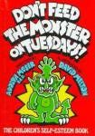 Book Review: Don't Feed the Monster on Tuesdays! At Gardencity Library and Boise Public Library