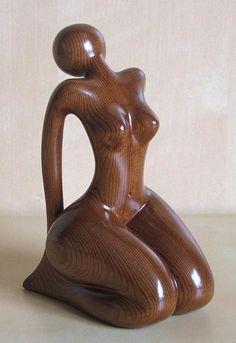 Женская грация.Скульптор Яков Вайнштейн.