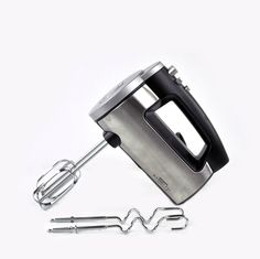 "Kung Fu ""Master"" 6 Speed Electric Hand Mixer"