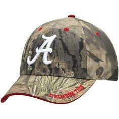the latest 438ad 445e9 Alabama Crimson Tide NCAA Mens Adjustable Ball Cap Hat - Camo 2