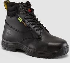 Dr. Martens Men's WORK 0010 Black Boots 10 M UK, 11 M by Dr. MartensTake for me to see Dr. Martens Men's WORK 0010 Black