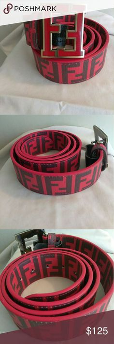 Shop Women's Red size OS Belts at a discounted price at Poshmark. Description: Red Fendi Belt fits waist size Sold by Fast delivery, full service customer support. Designer Belts, Designer Handbags, Fendi Belt, Mens Fashion, Fashion Tips, Fashion Design, Fashion Trends, Well Dressed Men, Luxury Lifestyle