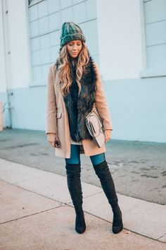 76ac3b67613 229 Best Over the Knee Boots Outfit Ideas images in 2019
