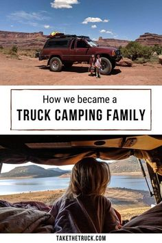 Overlanding with kids and truck bed camping as a family is a fun way to explore together and bond! Read to hear this overlanding family's transition from RVing to truck camping.