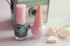 ice cream nail