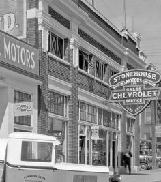 Stonehouse Motors Limited, Vancouver, B.C.: This spotless Chevrolet delivering it's load of Hi-Way gasoline to Stonehouse Chevrolet-Oldsmobile could not have been in service for very long when today's photo was taken on July 22, 1933. Stop by The Old Motor where you can always find enlargements of our postings and also find many more pictures of garages and car dealers all @ http://theoldmotor.com/?p=109630