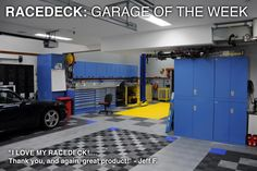 Garage Flooring | Garage Tiles | Garage Floors | Garage Floor Mats | RaceDeck