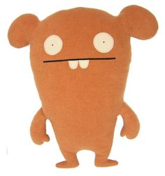 ugly doll...my kids are obsessed with these :)