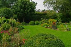 Garden of Chawton Cottage, Jane Austen's home