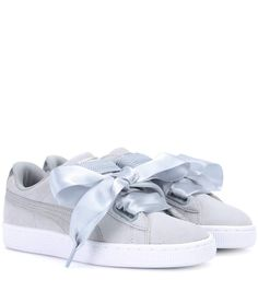 PUMA Basket Heart Safari Sneakers. #puma #shoes #sneakers