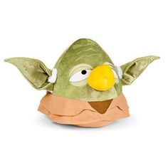 Peluche Yoda de #AngryBirds Star Wars 13cm, por sólo 10.50€!