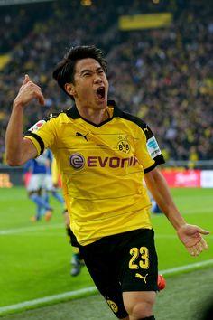 Shinji Kagawa - Borussia Dortmund #bvb                                                                                                                                                      Mehr