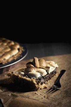 S'mores Pie | Recipe Number 69111