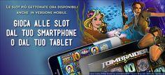 Le sempre disponibili al per divertirsi un mondo! Slot Online, Slot Machine, Smartphone, Arcade Machine