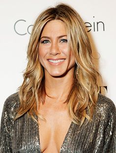 Jennifer Aniston has the best hair, doesn't she?