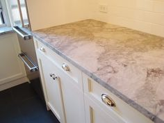 White Soapstone Countertops | Here is a link that might be useful: calypsochick's finished nyc ...