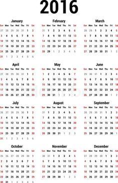 2016 calendar usa this calendar portal provides you free printable calendar template pdf